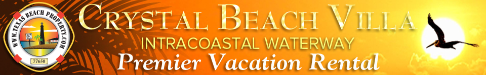 Crystal Beach Villa